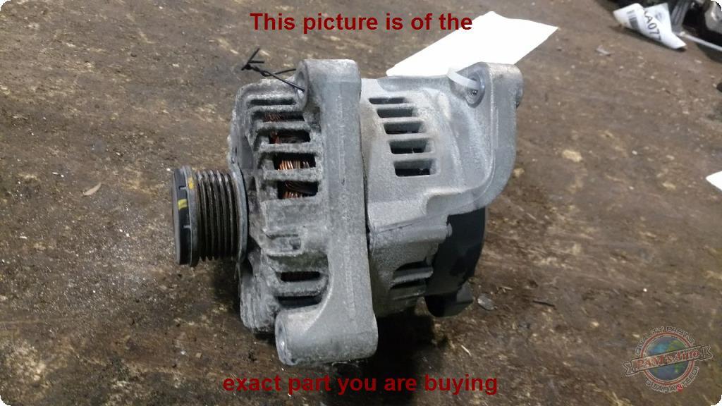 Pams Auto Inc Alternator Bmw 328i 14 Diesel 180 Amp Thru 913